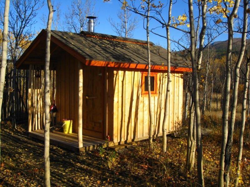Yukon Sauna