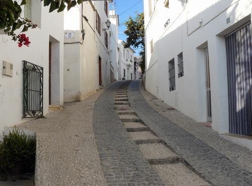 La Casa Cometa, Altea la Vella old town, Ferienwohnung in Altea la Vella