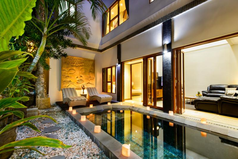 PRIME LEGIAN LOCALE, JUST 300M TO DOUBLE SIX BEACH, vacation rental in Legian