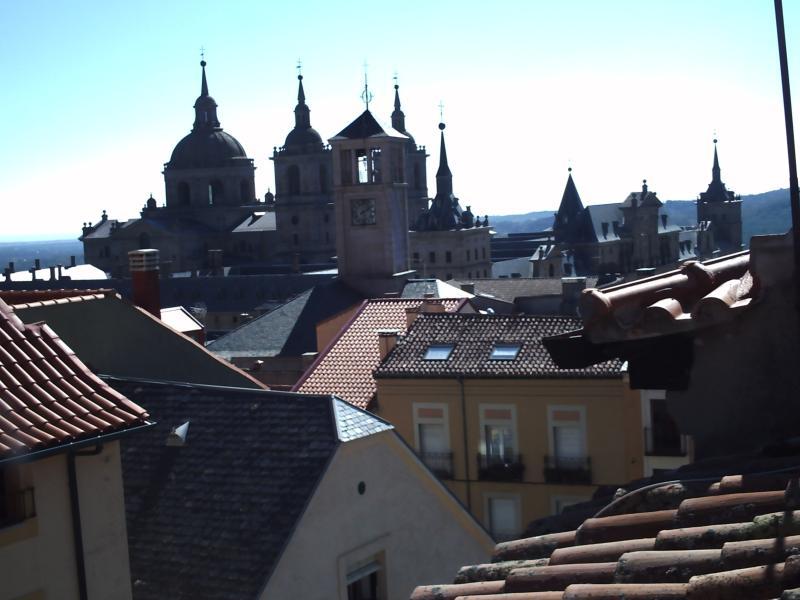 Ansicht des Klosters
