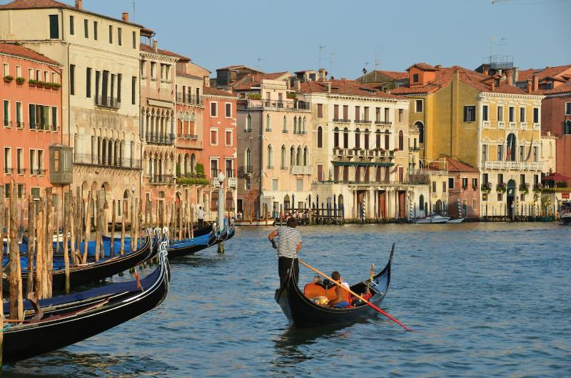surroundings: the Grand Canal
