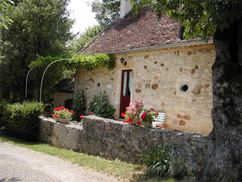 Gîte Le Vieux Frêne, vacation rental in Lanzac