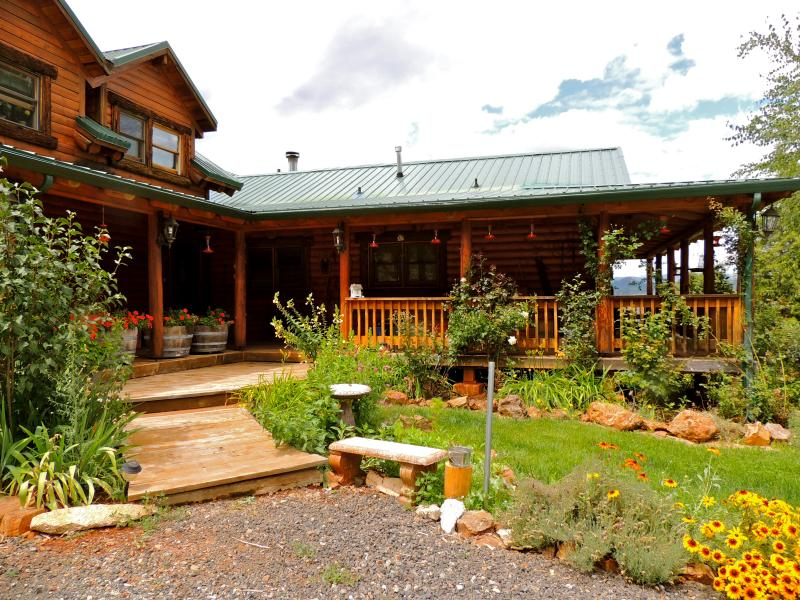 Lillaskog Lodge, holiday rental in Dogtown