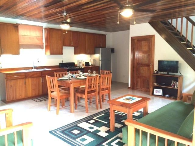 Ocean View home with private roof top Palapa, Pool, Dock