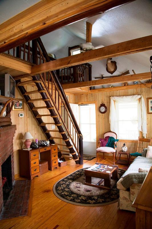Escalera de loft