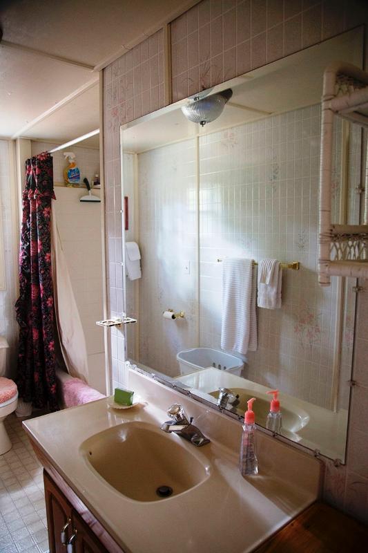 Lavabo del baño