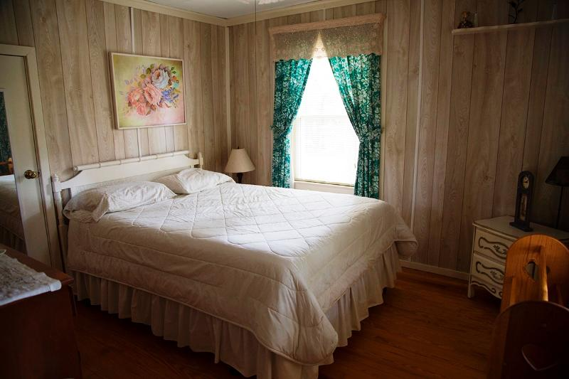 Master dormitorio cama matrimonial