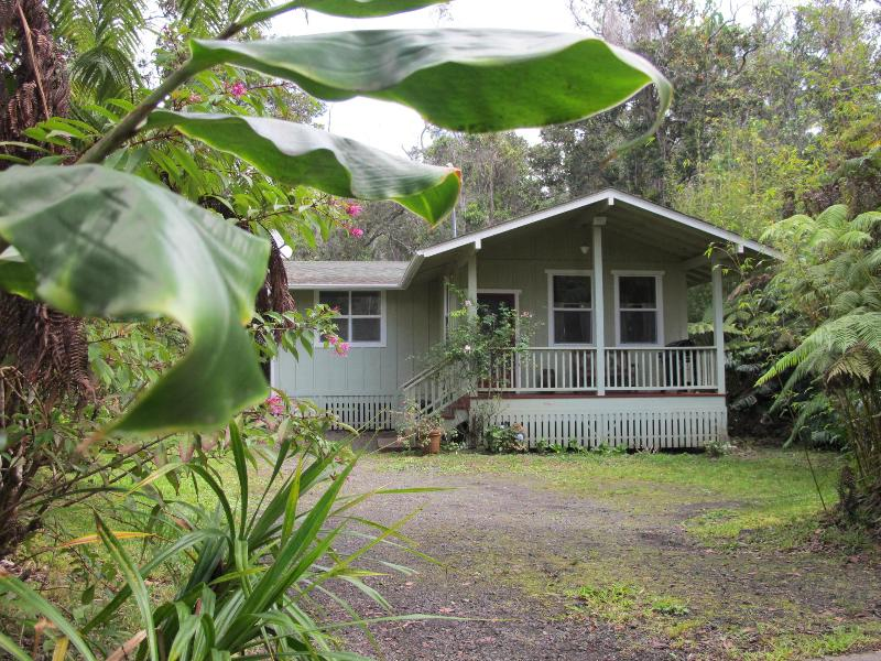 Carson's Mountain Cottage with hot tub! Special deal...see description!, vakantiewoning in Kailua-Kona