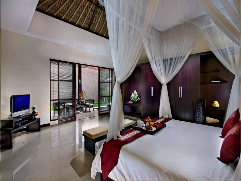 One bedroom Pool Villa-Bali Rich Ubud, location de vacances à Kedewatan