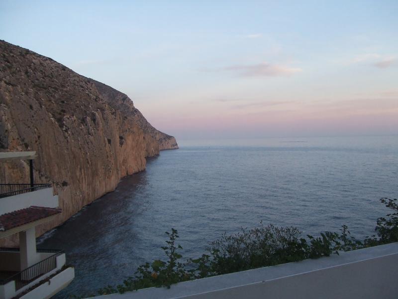La hermosa bahía de