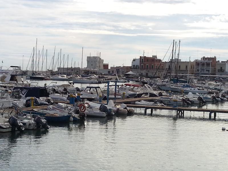 Port of Santo Spirito Bari