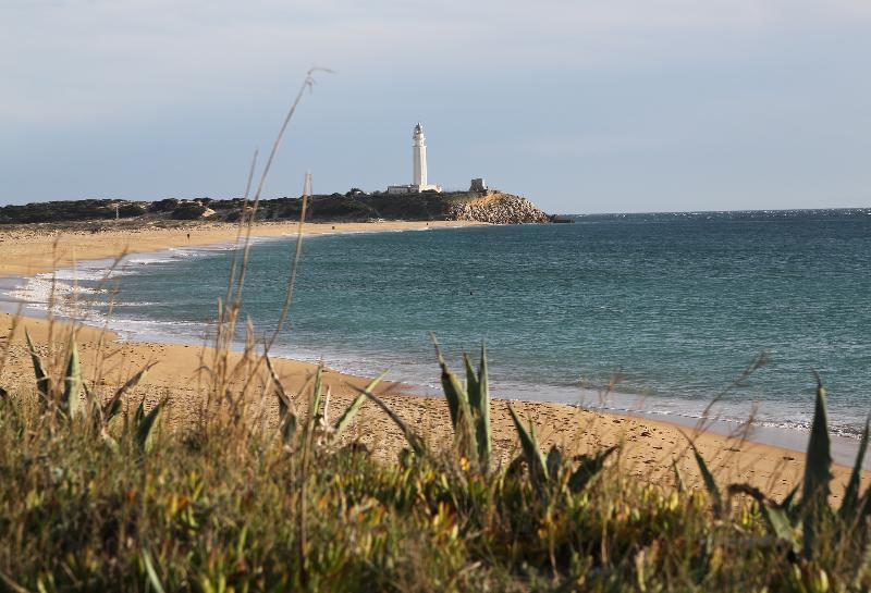 Playa zahora - cabo de Trafalgar