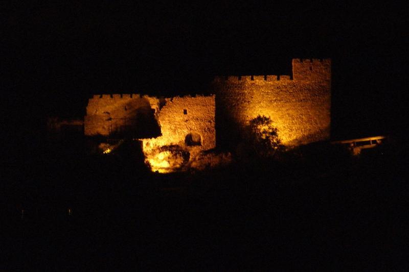 Fitou Chateau (1 km)