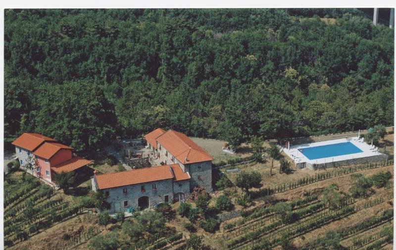 Cottage in a Farm in Lunigiana, North of Tuscany, holiday rental in Montelungo