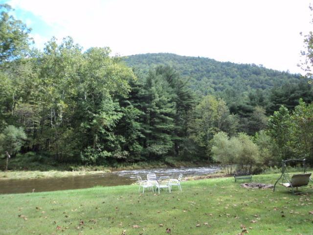 Backyard-Little Pine Creek