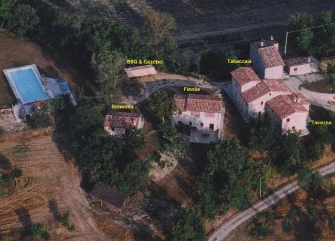 Montemiliano hamlet