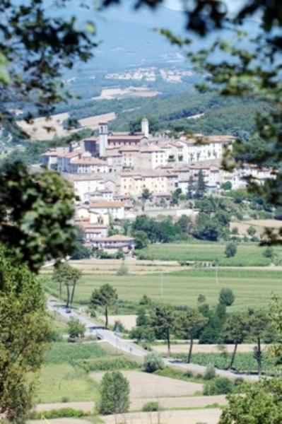 Monterchi from Montemiliano