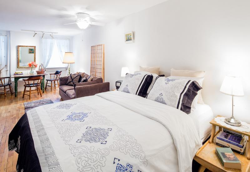 Studio in Williamsburg, Close to Manhattan, vacation rental in Brooklyn