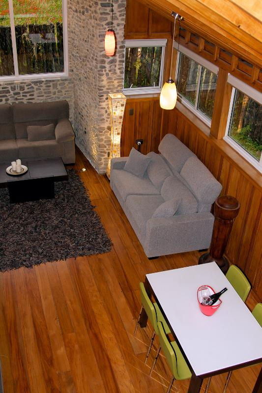 Dining and Lounge area from mezzanine