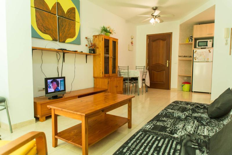 Apartamento Centro Ciudad - WIFI, holiday rental in Tetir