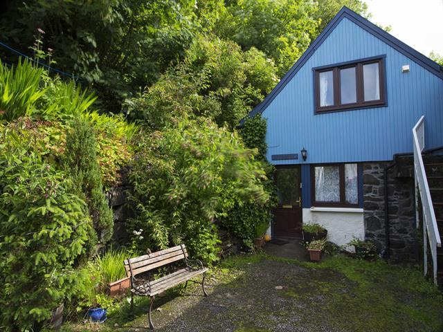 Fishermans Cottage, holiday rental in Tobermory