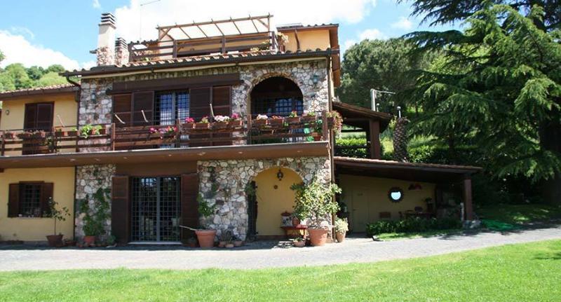 Bed and Breakfast Vigna Rosa, holiday rental in Trevignano Romano