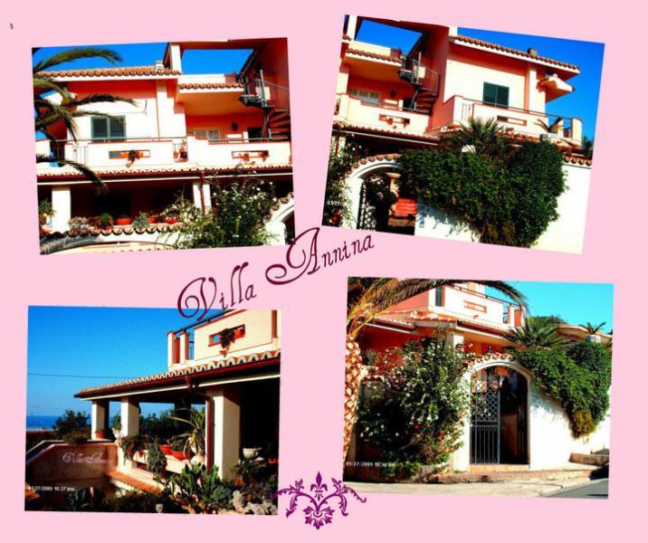 Villa Annina, Ferienwohnung in Tropea