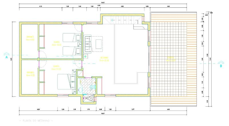 Floor Plan - 1st Floor
