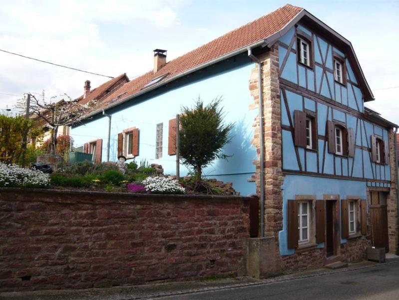 Gîte Fischer, location de vacances à Bernardswiller