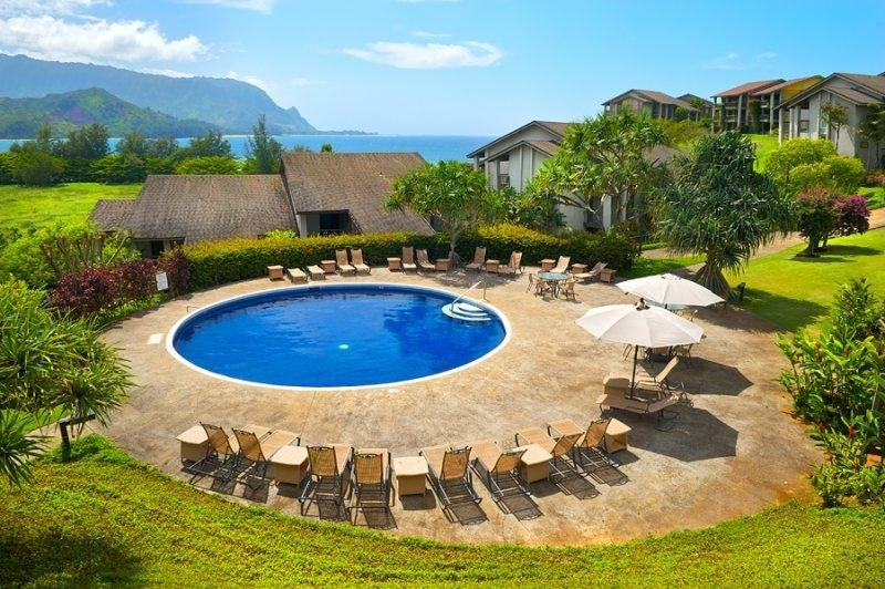 Find a little slice of paradise at this vacation rental condo in Princeville!