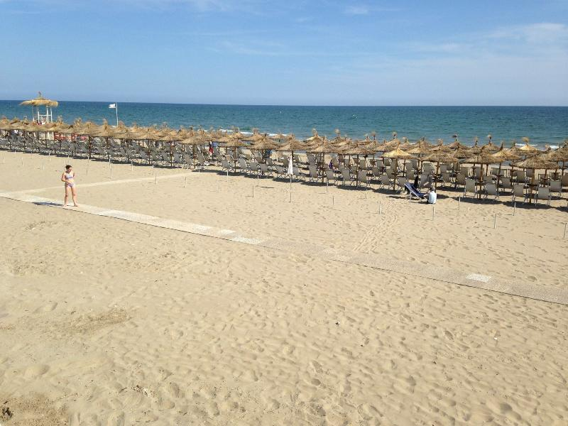 Beach of Terracina Piazzale, 700mt from apartment