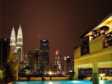 1550sqft apartment Megan Ambassy, holiday rental in Kuala Lumpur