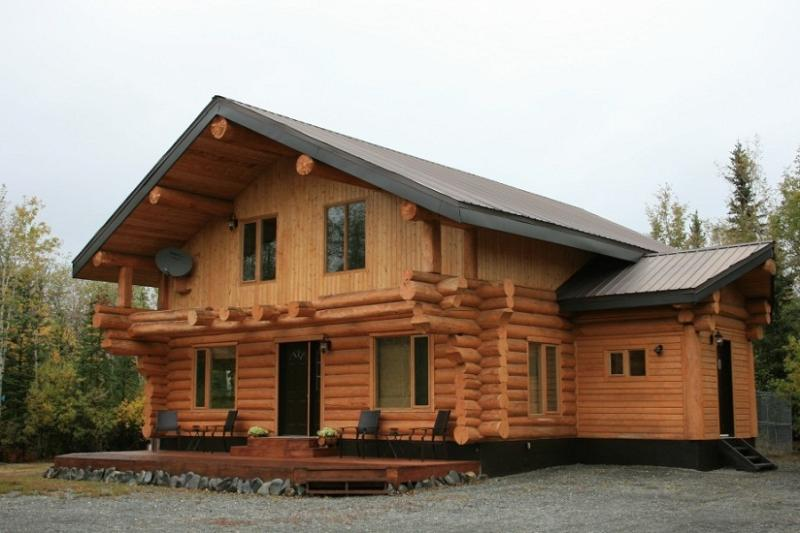 Haven in the Willows, casa vacanza a Yukon