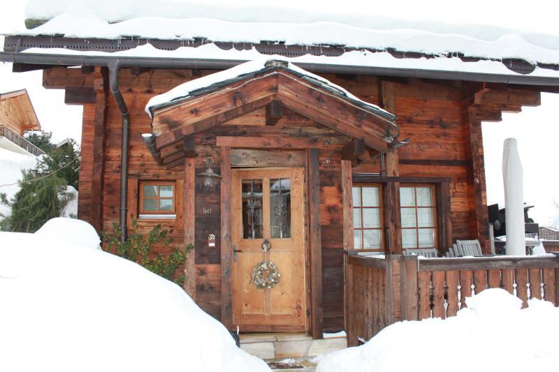 Luxury Chalet in Switzerland !, holiday rental in Nendaz