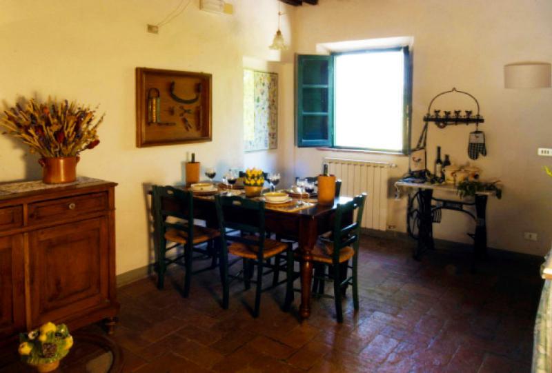 Apartament Lorenzo - Tuscany Cook, holiday rental in Badia a Cerreto