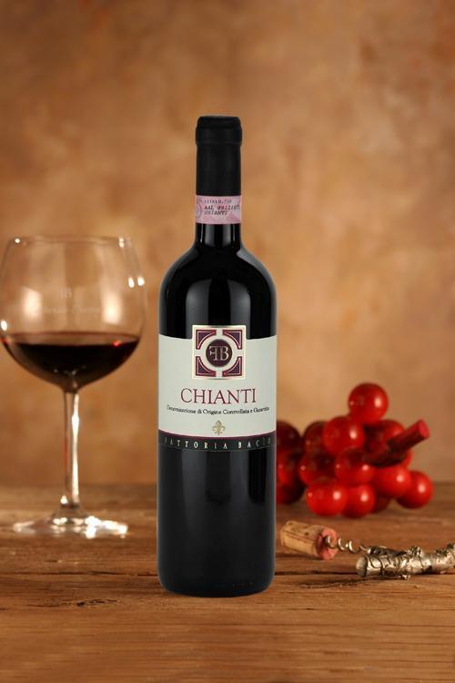 Cata de nuestro vino de Chianti