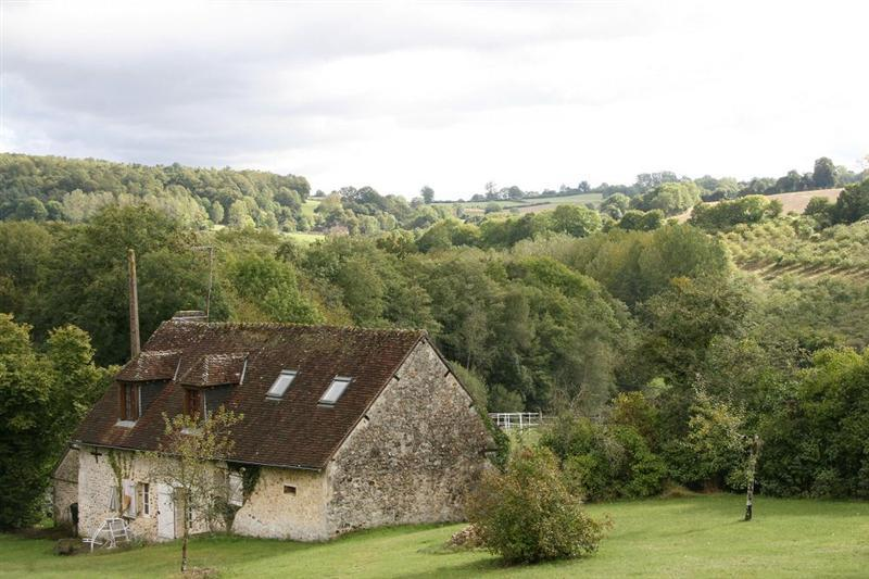 Charming cottage on horse farm in Normandy, holiday rental in La Perriere