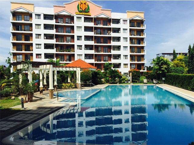 Furnished apartment at the Heart of Davao City, location de vacances à Davao City