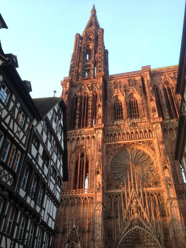 La cattedrale a 5 minuti a piedi