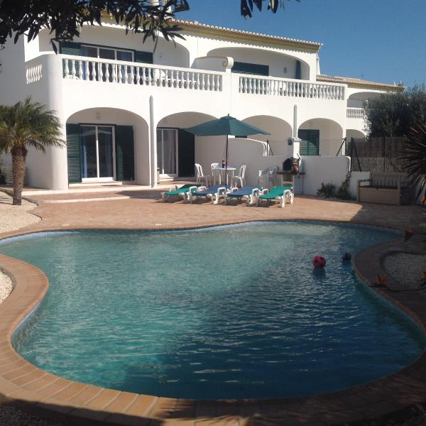 View of Villa and Pool