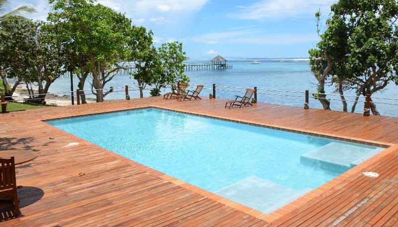 Maui Bay Pool, Beach & Jetty 3 minutes walk  from Vakaviti Kalokalo.