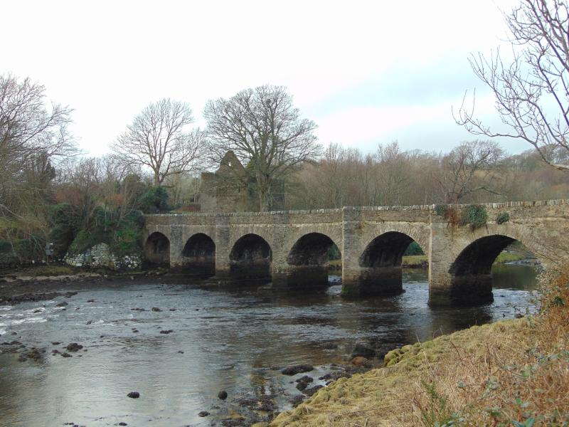 The Castle Bridge, Buncrana