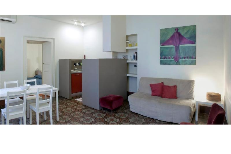 Tre Vie apartment, holiday rental in Catania