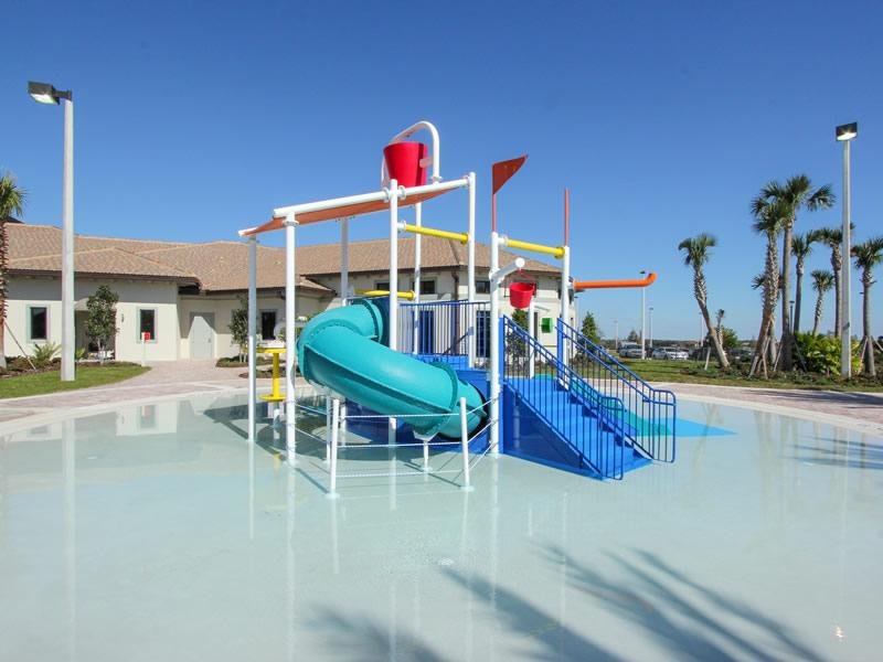 Water,Slide,Playground,Building,Furniture
