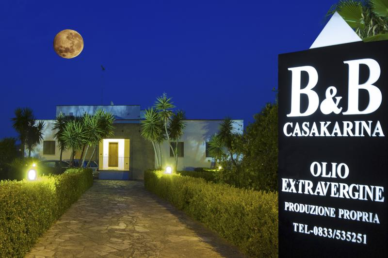 Accogliente e confortevole attico CasaKarina, vacation rental in Montesano Salentino