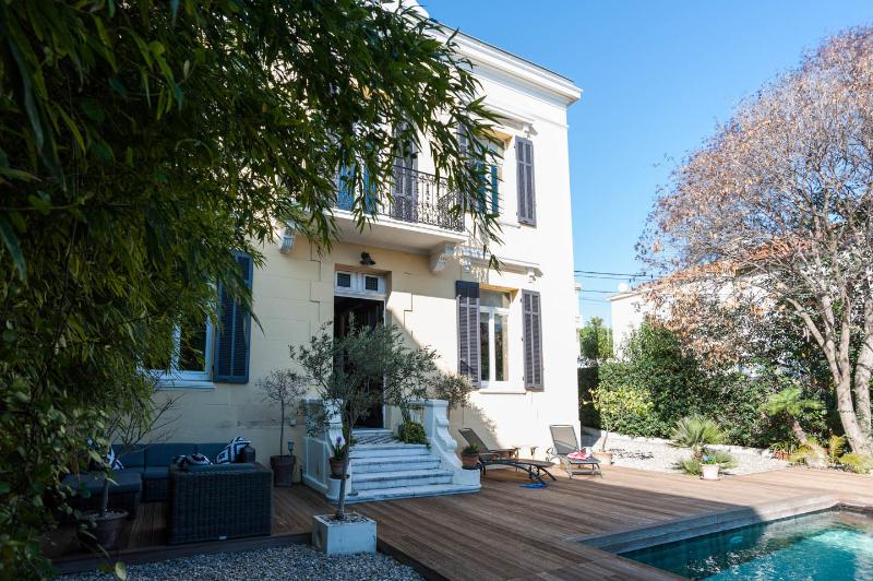 A beautiful French Town House