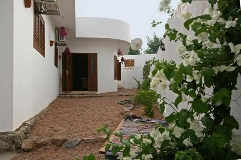 Our comfortable two bedroom house has a large garden