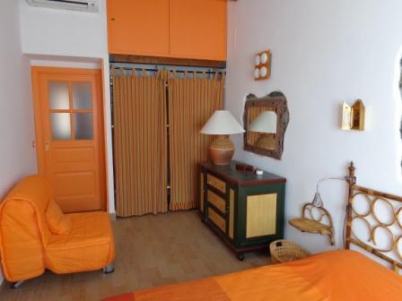 Bilocale Arancio Baglio Antico Forno, holiday rental in Ustica