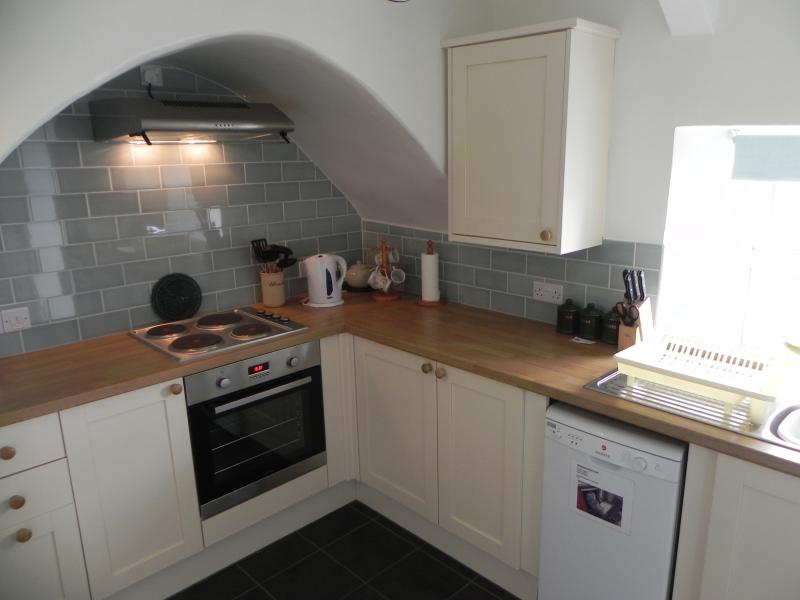 New Kitchen in 2015 with Underfloor Heating