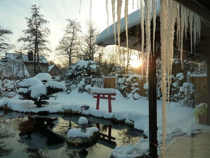 Ob wir so eine traumhafte Winterlandschaft noch einmal erleben werden?